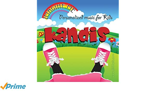 Personalized Kid Music - Imagine Me - Personalized just for