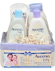 Aveeno Baby Daily Bath Time Solutions Gift Set To Prevent Dry...