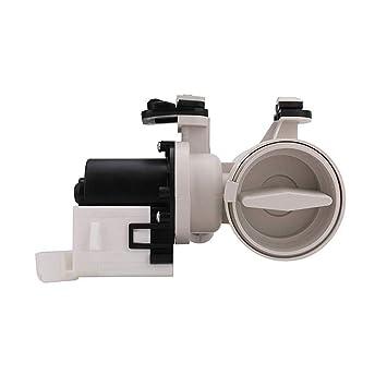 Ecumfy W10130913 W10730972 Bomba de drenaje para lavadora ...