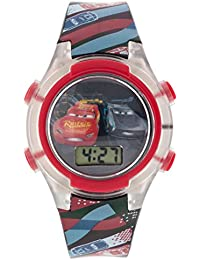 Kids' Cars Digital Display Multi-Color Watch CRSKD16004FL