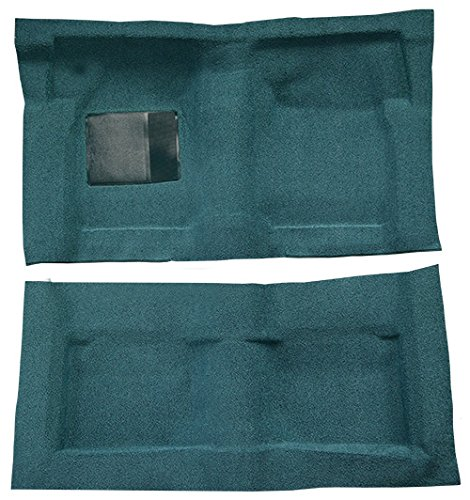 Galaxie 500 Convertible - 1968 Ford Galaxie 500 Convertible Automatic Loop Factory Fit Carpet