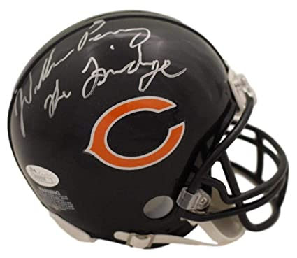 low priced ec38f ff049 Amazon.com: William Perry Autographed Signed Chicago Bears ...