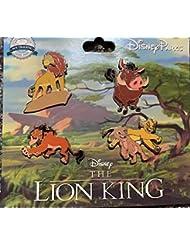 Disney Pin Set - Lion King Booster