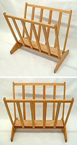 Richeson Lyptus Wood Ambrosia Print Rack by Jack Richeson (Image #2)