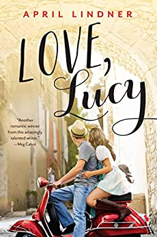 Love, Lucy by [Lindner, April]