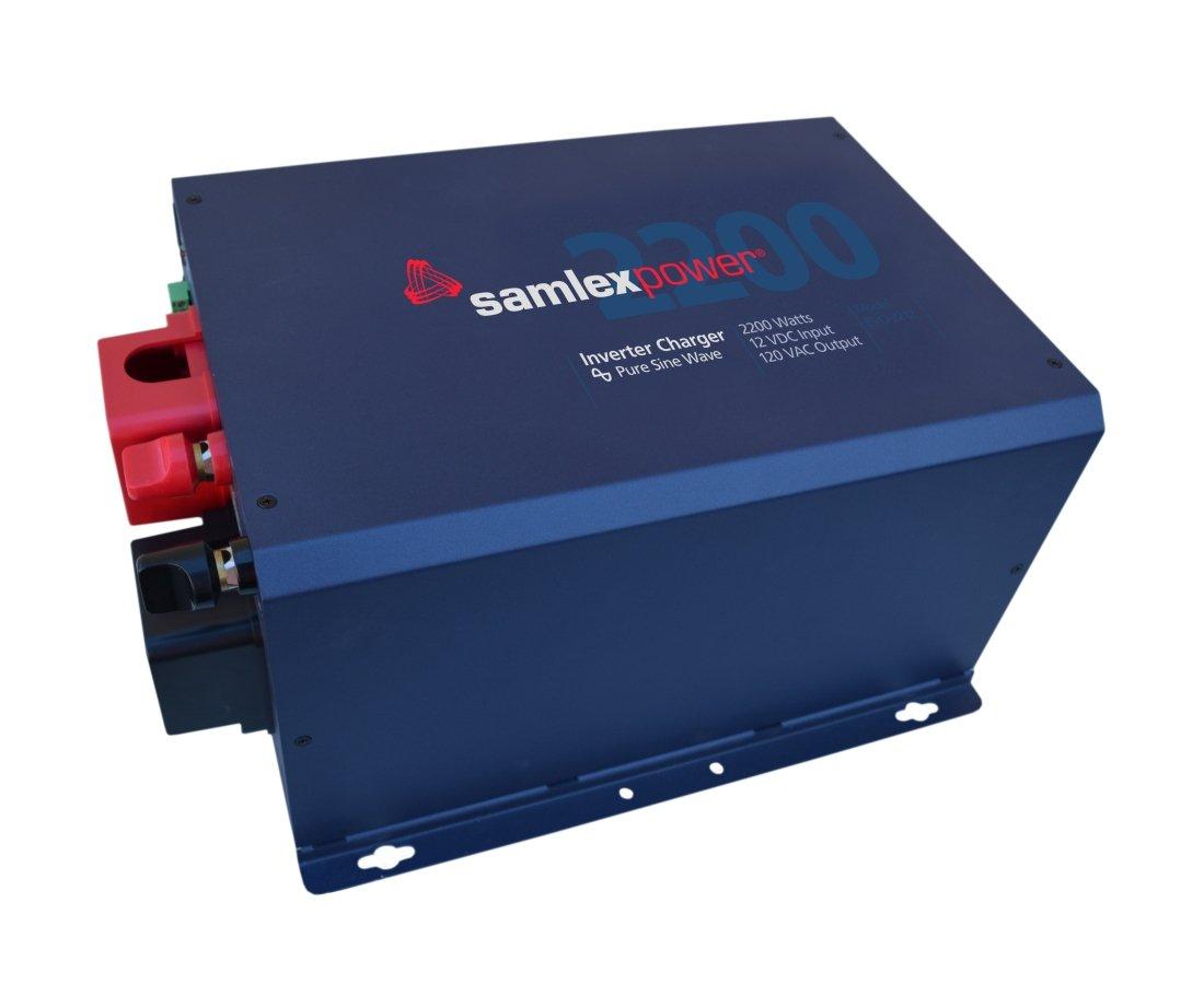 Samlex Solar EVO-2212-12A Evolution Series Inverter/Charger