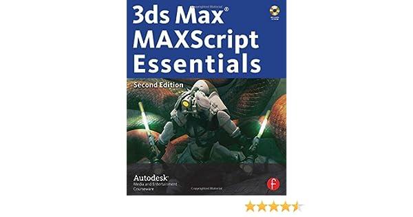Maxscript essentials max pdf 3ds
