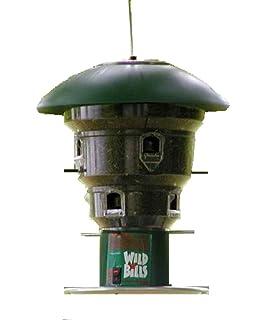 Elegant Wild Billu0027s 8 Station Squirrel Proof Bird Feeder