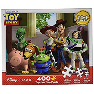 Ceaco Disney/Pixar Together Time Toy Story Jigsaw Puzzle, 400 Pieces