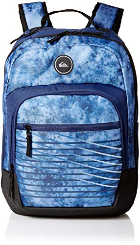 Quiksilver Men's SCHOOLIE Cooler II Backpack, silver lake blue, 1SZ