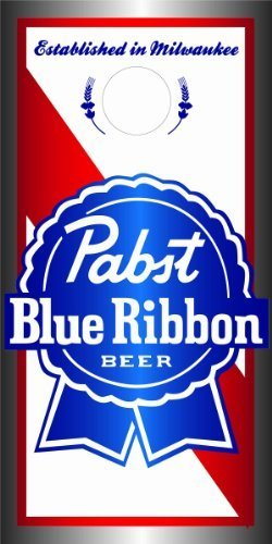 pabst-blue-ribbon-wrap-set-2-decals-24x48-for-cornhole-baggo-bag-toss-boards
