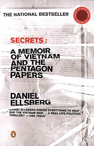 Vietnam Paper - Secrets: A Memoir of Vietnam and the Pentagon Papers