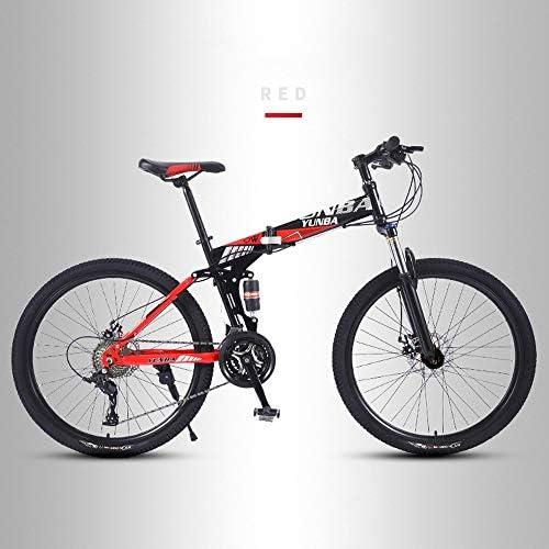 DODOBD Bicicleta De Trekking,Bicicleta Montaña Bikesport Active ...