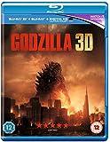 Godzilla [Blu-ray 3D + Blu-ray] [2014] [Region Free]