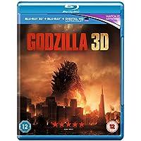 Godzilla [2014] [Region Free]