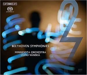 Beethoven: Symphonies Nos. 2 & 7 [Hybrid SACD]