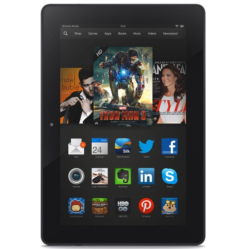 Kindle Fire HDX Tablet