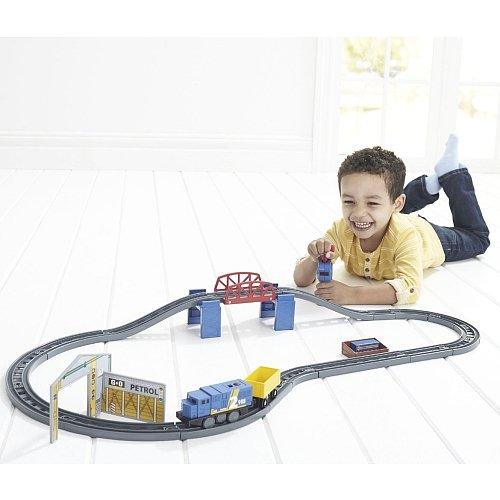 Imaginarium Toys R Us Express 16Piece電源レールスターターセット–Cargo Station