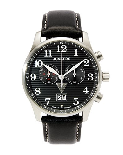 Mens Watches JUNKERS Iron Annie JU52 6686-2 -  66862