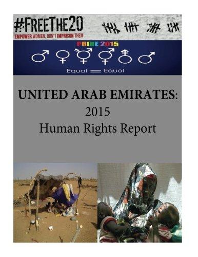 UNITED ARAB EMIRATES: 2015 Human Rights Report ebook