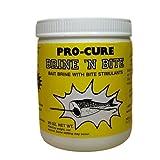 Pro-Cure Bait Scents PC-B20 Brine N Bite Jar, 20-Ounce