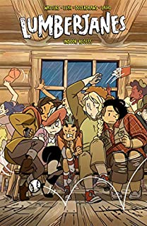 Book Cover: Lumberjanes Vol. 13