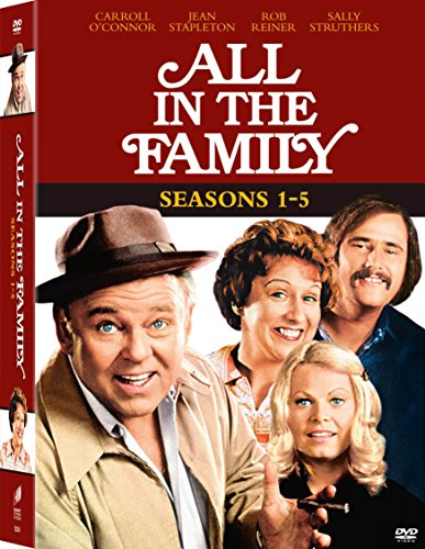 All in the Family: Seasons 1-5 (Best Commercials Of All Time List)