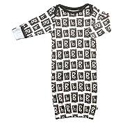 Babysoy Modern Alphabet Bundler (03-06 Months, B)