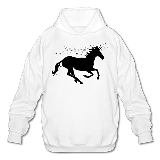 Amazon Com Horse Animal Mens Novelty Cool Hooded Pullover Hoodies