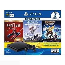 Consola PS4 Megapack 15 - Bundle Edition