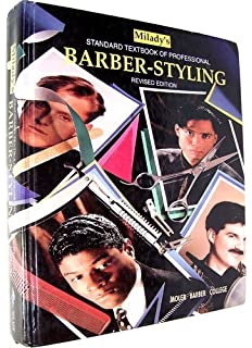 State exam review for professional barber styling revised editon miladys standard textbook of professional barber styling fandeluxe Gallery