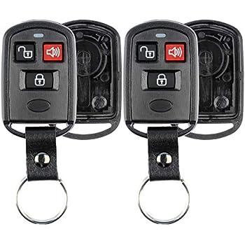 Amazon.com: KeylessOption Keyless Entry Remote Car Key Fob ...