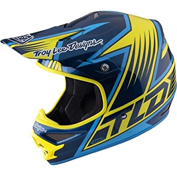 2017 Troy Lee Designs Air Vengence Helmet-Yellow-XS
