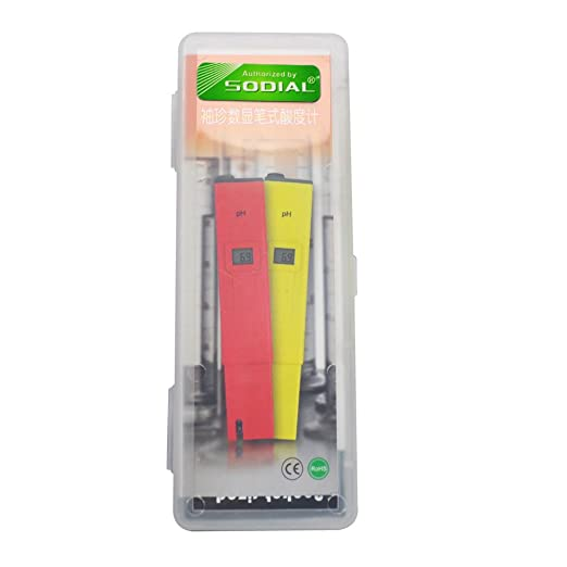 73 opinioni per SODIAL(R) PH-009 IA penna PHmetro & tester digitale idro Nuovo