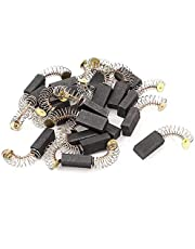 Power Tool Replacement Motor Carbon Brushes 14mm x 8mm x 5mm 20 Pcs Practical design and Durable