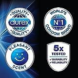 Durex Prolong Condom, 12 Count