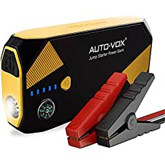 Auto-Vox Car Jump Starter and 14,000mAh Portable Battery Pack
