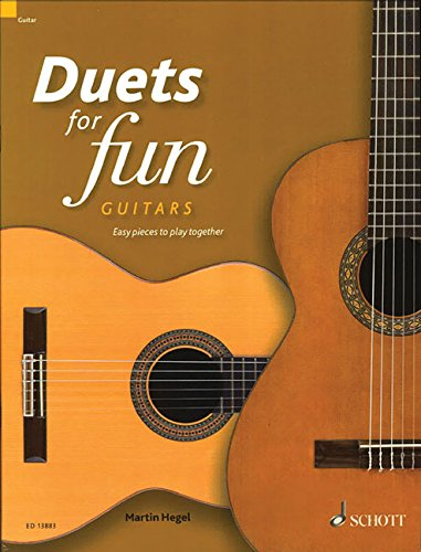 Duets for Fun: Guitars: Easy Pieces to Play Together - Performance Score