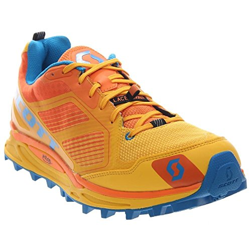 Zapatos Scott Running Kinabalu supertrac 2016 GIALLO-ARANCIO