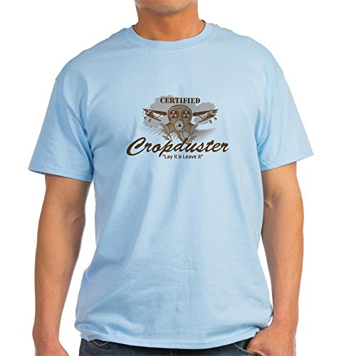 (CafePress - Cropduster.Png - 100% Cotton T-Shirt)