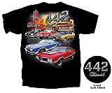 Joe Blow T's Oldsmobile Cutlass T-shirt - 100% Cotton - Preshrunk