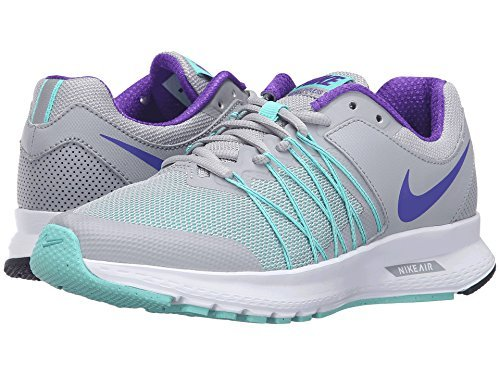 724c31bb85c7 Nike Womens Air Relentless 6 Wolf Grey Fierce Purple-Hyper Turq-White  Running Shoes (11) - Buy Online in UAE.
