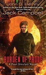 Burden of Proof (A Paul Sinclair Novel)