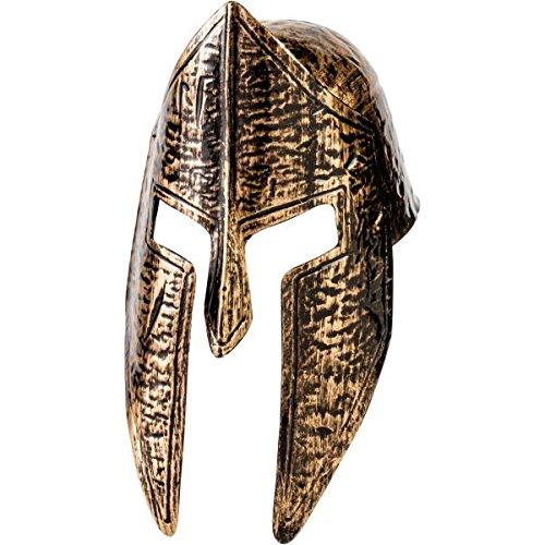 One Size Amscan Gracious God /& Goddess Spartan Helmet Bronze 1 Piece