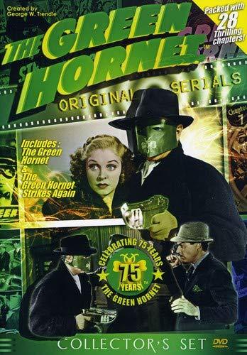 Green Hornet, The: 75th Anniversary Original Serials Collector's - Tv Green Dvd Hornet The
