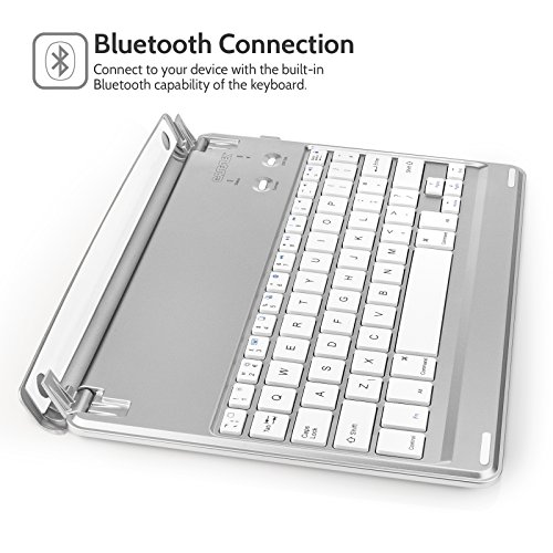 new arrival best authentic authorized site Caseflex Ultra Thin iPad Air / iPad Air 2 Bluetooth Keyboard Cover ...