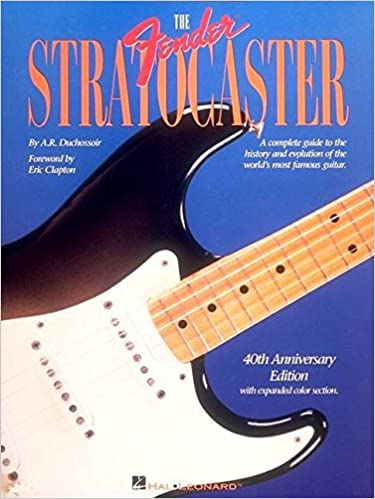 Book Hal Leonard The Fender Stratocaster