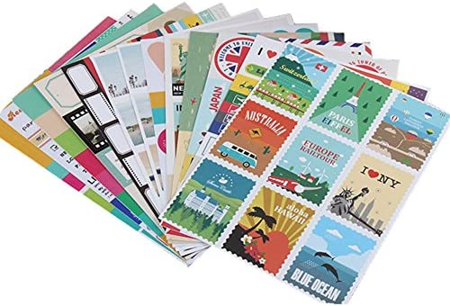 Stickers Scrapbooking Calendar Stationery Supplies product image