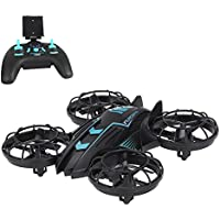Your Supermart Mini WiFi FPV RTF 2.4G 4CH Remote Control Drone Quadcopter W/Camera for Kids Christmas Gifts