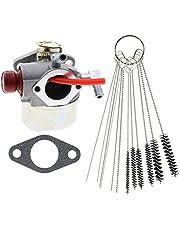 AUTOKAY 640350 Carburetor for Tecumseh 640271 640303 LEV105 LEV120 LV195EA LV195XA Toro 20016 20017 20018 6.75HP Engines Lawn Mower